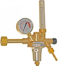 Iweld Dynareg Széndioxid rotaméteres palack nyomáscsökkentő 230/ 30l/perc