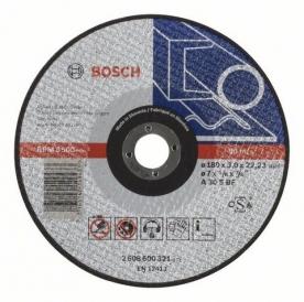 Bosch Expert For Metal darabolótárcsa egyenes, A 30 S BF, 180 mm, 22,23 mm, 3 mm (2608600321)