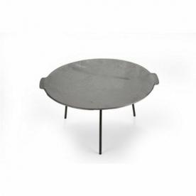 Öntöttvas sütőtárcsa 45 cm (15501)