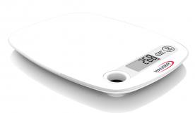 Hauser konyhai mérleg, fehér (DKS-1064 W)