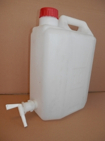 Műanyag kanna csapos 10 L (12989)