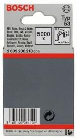 Bosch finomhuzal-kapocs 53-as típus - 11,4 x 0,74 x 8 mm (2609200210)