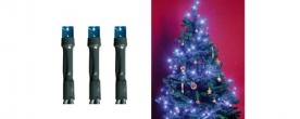 Home LED-es fényfüzér, kék (KI 100 LED/BL)