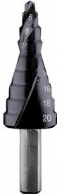 Bosch 9 lépcsős fúró HSS-AlTiN, 4-20 mm (2608588066)