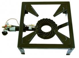 PowerFire 4TP négylábú stabil gázzsámoly
