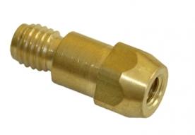 Közdarab MIG 360, M8/28 mm