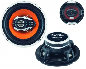 SAL 3 utas autóhangszóró-pár WRX 316