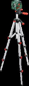Bosch PCL 10 SET keresztvonalas szintezőlézer készlet (0603008121)