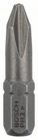 Bosch Extra kemény Bit, PH 2, 25 mm, 3 db (2607001511)