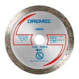 Dremel DSM20 gyémánt padlólapvágó korong (DSM540) (2615S540JA)