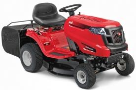 MTD SMART RC 125 fűnyíró traktor 13HH76KC600 benzines