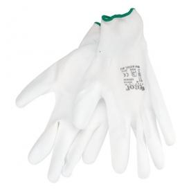 Extol Premium kötött kesztyű, fehér poliészter, 8- as (8856630 )