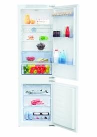 Beko beépíthető, kombinált hűtőszekrény (BCSA-283E2 S)
