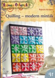 Quilling- modern minták