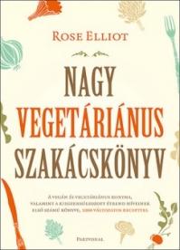 Nagy vegetáriánus szakácskönyv