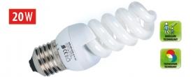 KFS 20/27H Home kompakt fényforrás, maxi spirál 4200 K, 1398 lm