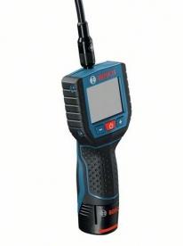 Bosch GOS 10,8 V-LI akkus vizsgálókamera, 17 mm-es kamerakábellel (0 601 241 00B)