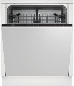 Beko beépíthető mosogatógép (DIN-15210)