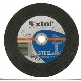 Extol Premium vágókorong acélhoz 115×1,6×22,2mm (8808110)