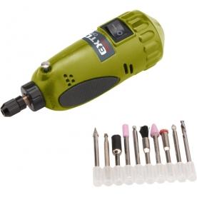 Extol Craft mini köszörű és fúrógép, 18 V (404121)