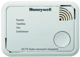 Honeywell szén-monoxid (CO) vészjelző (XC70-HU-A)