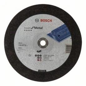 Bosch Expert For Metal darabolótárcsa egyenes, A 24 R BF, 300 mm, 20 mm, 3,5 mm (2608600706)