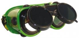 Revlux gumipántos hegesztőszemüveg (60820)