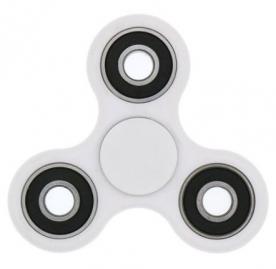 Ügyességi játék és stresszlevezető (Fidget Spinner) (FSP 3/WH)