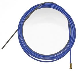 Iweld huzalvezető spirál 5 méter, kék