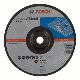 Bosch Standard for Metal nagyolótárcsa hajlított, A 30 T BF, 230 mm (2608603184)