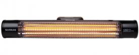 Silverline fali elektromos hősugárzó (IN 26106)