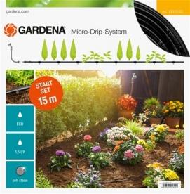 Gardena indulókészlet virág- és növényágyásokhoz (13015-20)