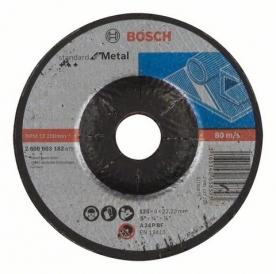 Bosch Standard for Metal nagyolótárcsa hajlított, A 30 T BF, 125 mm (2608603182)
