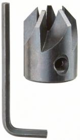 Bosch feldugható süllyesztő fa spirálfúróhoz, 3 mm (2608585737)