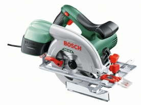 Bosch PKS 55 A  kézi körfűrész (0.603.501.020)