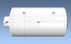 Hajdu ZV80 elektromos fali vízszintes forróvíz tároló (bojler)