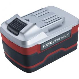 Extol akkumulátor 3000 mAh, 8891220- hoz (8891220B)