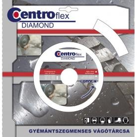 Centroflex Gyémántvágótárcsa csempe 125 x7x22,23