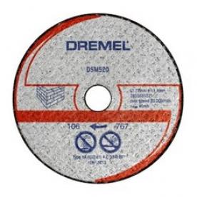 Dremel DSM20 falazat vágókorong (DSM520) (2615S520JA)