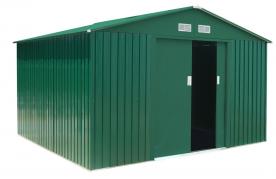 G21 GAH 905 kerti ház, zöld, 311 x 291 cm (6390055)