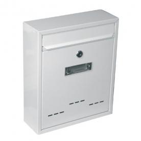 G21 RADIM kicsi postaláda 310x260x90 mm, fehér