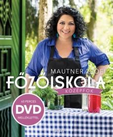 Főzőiskola - középfok + DVD