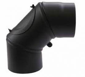 Vastag falú könyök 150/0-90° állítható (14999)