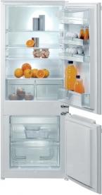 Gorenje kombinált, beépíthető hűtőszekrény RKI4151AW