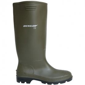 Dunlop Pricemastor gumicsizma, zöld, 44-es (GAND95044)