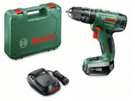 Bosch PSB Easy 10,8 V LI-2 lítium-ion akkus ütvefúró (06039A4101)
