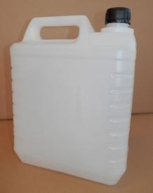 Műanyag kanna 5 L/32 könnyített (10440)