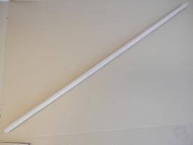 Horolónyél 150 cm kovácsolt sarabolóba (12631)