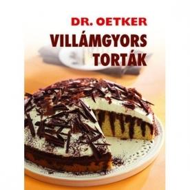 Dr. Oetker /Villámgyors torták