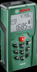 Bosch PLR 25 Digitális lézeres távolságmérő (0603016220)